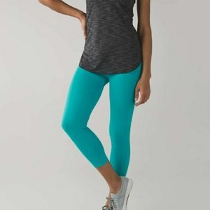 Lululemon Zone In Seamless Tight Size 4 Bl…